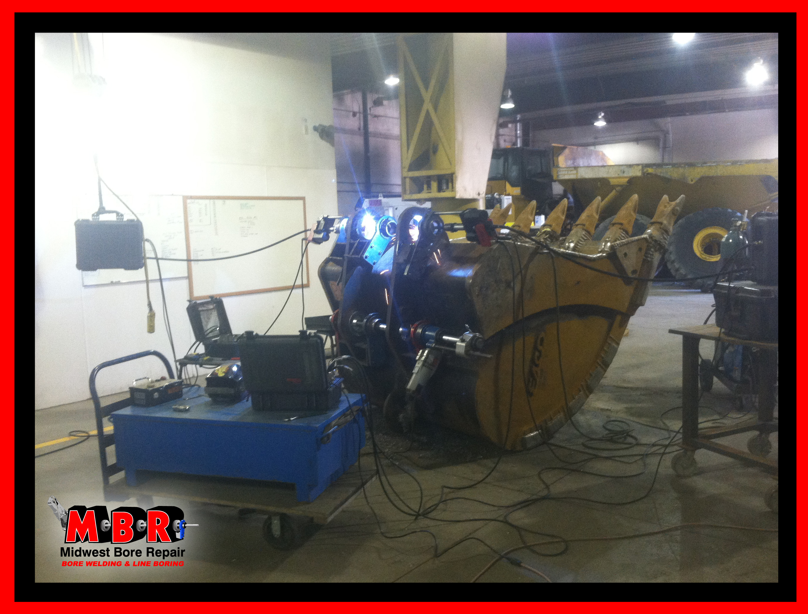 MBR Equipment